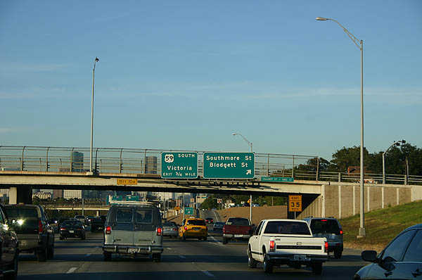 SH 288 Southmore Bridge project detour and updates ...